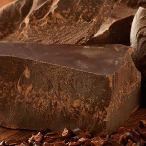 circle cocoa mass