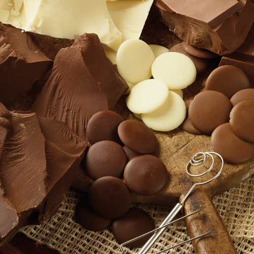 producto chocolate couvertures