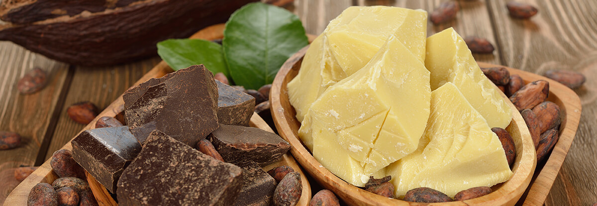 products cocoa butter