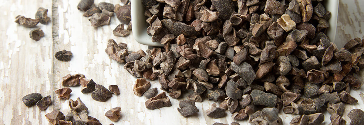 products cocoa nibs