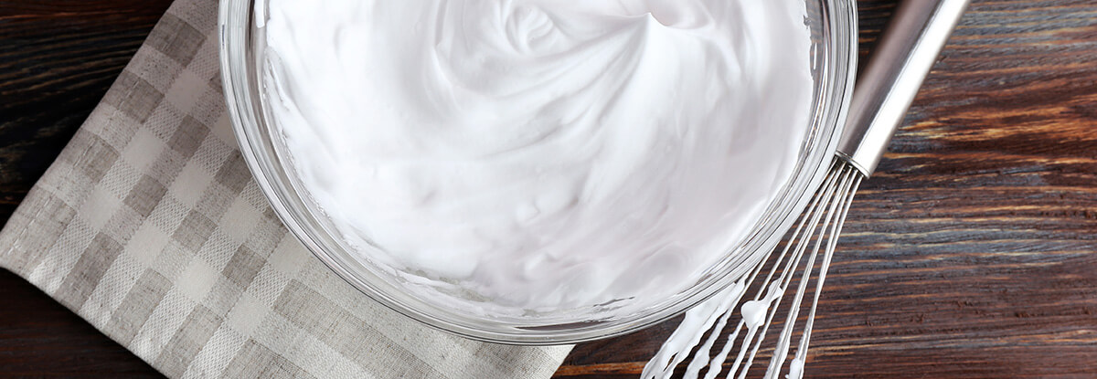 products whipped cream mix