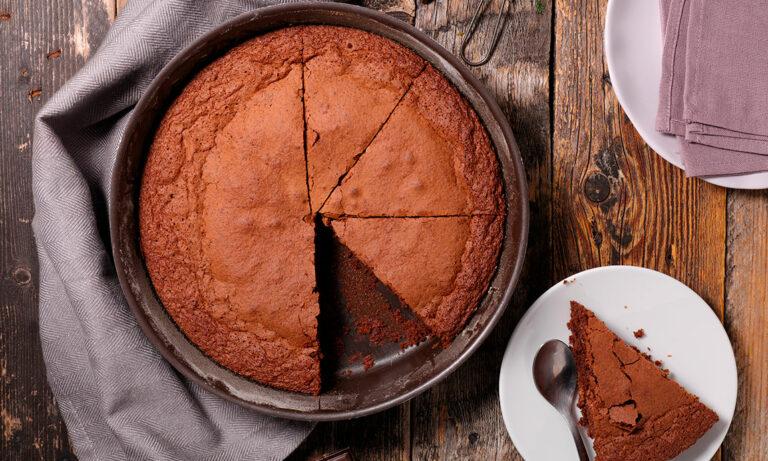 Quick chocolate cake